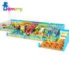 New design CE candy themed playground indoor, indoor playhouse for kids