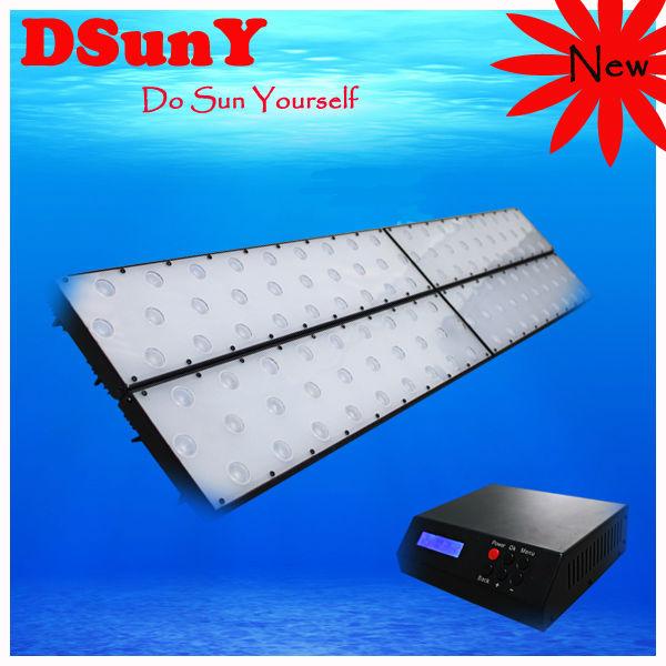 Dsuny Led Aquarium Fish Tank Light Wih Sunset Sunrise Lunar Cycle ...