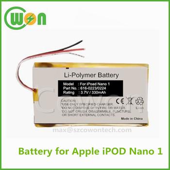 ipod nano 2 замена батареи