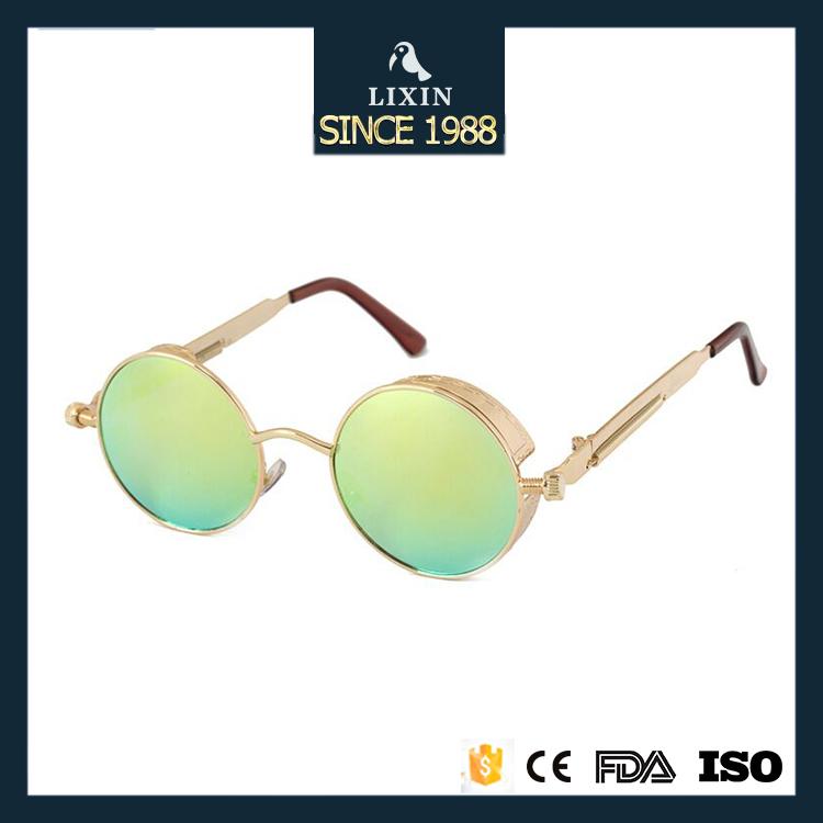 Finden Sie Hohe Qualität Kreis-sonnenbrille Schwarz Hersteller und ...