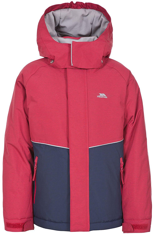 fd949418f50e Trespass Morrison Waterproof Hooded Kids Jacket Windproof Boys Girls Rain  Coat
