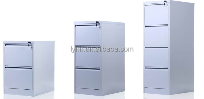 light grey powder two drawer filing cabinet hold hanging file