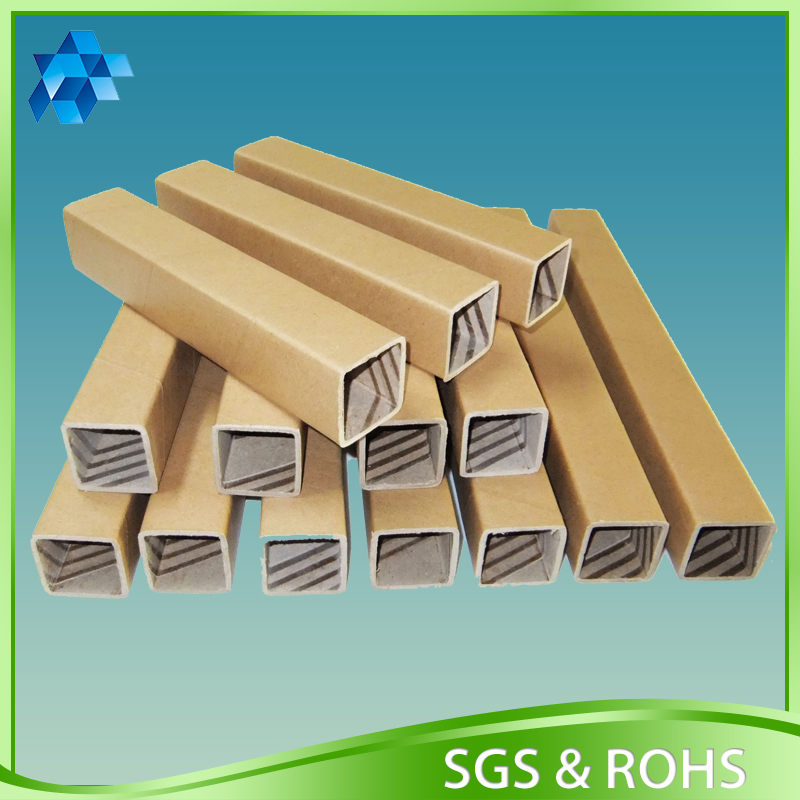 wholesale square paper kraft <strong>tubes</strong> for package & DIY cardboard furniture