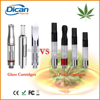 Dican Best Cbd Vape Cartridge 510 O Pen Vape Cartridge