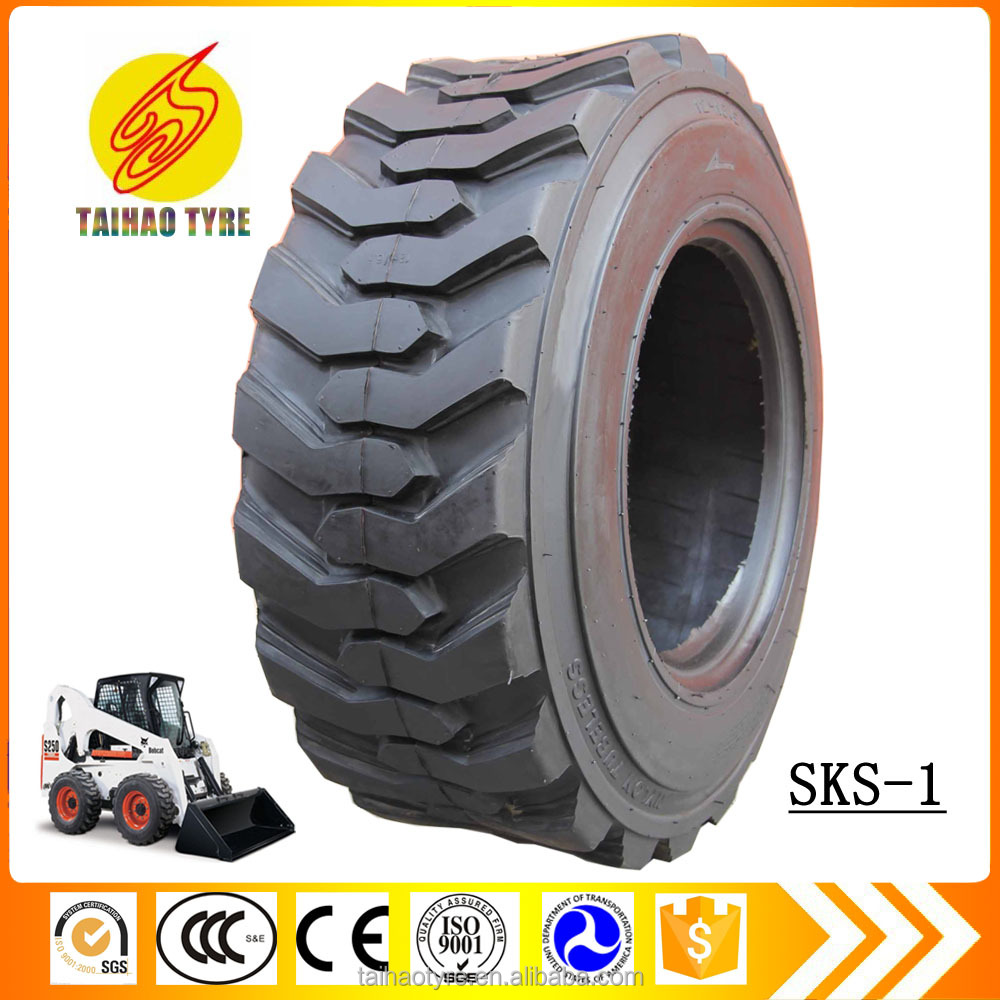 TAIHAO brand china tyre top china brand bobcat skid steer tyre soft muddy road SKS-1 11l-16