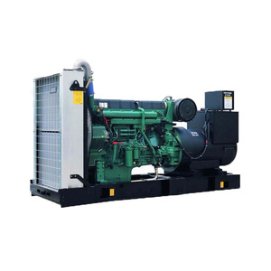 Water-cooled Convenient Management 125 Kva Himoinsa Diesel Generator Powered