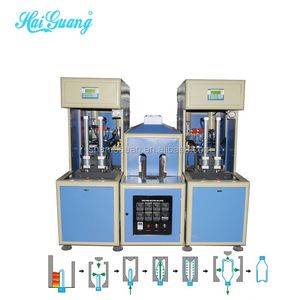 4 cavity semi-automatic blow molding machine/small capacity machine for bottle