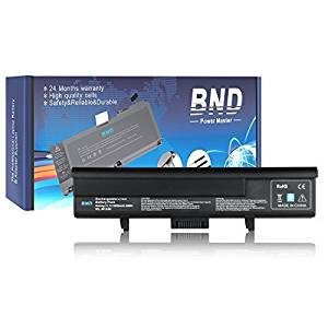 BND Laptop Battery [with Samsung Cells] for Dell XPS M1530 / Dell XPS 1530 , fits P/N TK330 RU006 GP975 XT828 XT832 RN897 RU028 RU030 RU033 - 24 Months Warranty [6-Cell 5200mAh/58Wh]