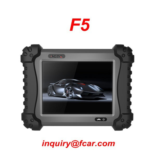 Auto Diagnostic Tool For All Cars car diagnostic scanner F5-G with special function oil reset , throttle reset ,EPB , TPMS