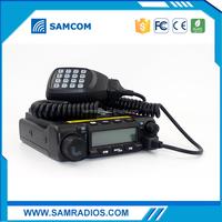 SAMCOM AM-400UV VHF 50W/ UHF 40W Mobile Taxi Radio