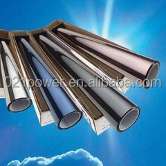 Window Solar Film, sun control, privacy and protection 1.52*30m/roll Shanghai Bizs Sign