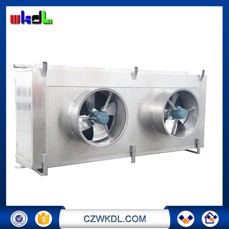 Brand new multifunctional rotary wheel style heat exchanger ventilation unit with low price