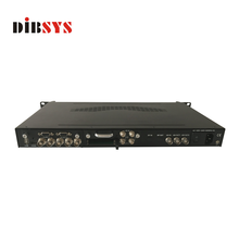 (IRD1311B) Professional iptv&video ip encoder decoder built-in ASI/RF Biss&CI IRD/Decoder