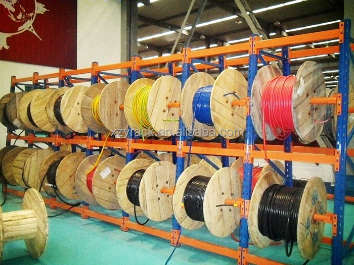 Cable Reel Storage Rack,Cable Spool Heavy Duty Rack - Buy Heavy ...