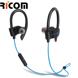 2018 New Product High Quality Portable Headphone Sports Mic Blue tooth 4.1 Sweatproof Earphone
