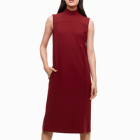 Fabrics Innovative Proportions Meticulous Construction Wifred Beaune Midi Dress