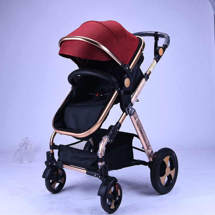 2019 new style winter baby stroller / baby stroller 3 in 1 european standard / cheap price 2 in 1 baby stroller with car seat