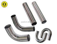 motorcycle muffler parts Exhaust system tube bending