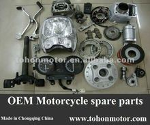 Chinese Chongqing Motorcycle Parts, OEM Quality, High Performance Parts