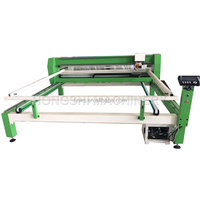 factory sale industrial computerized quilting machine with stock price