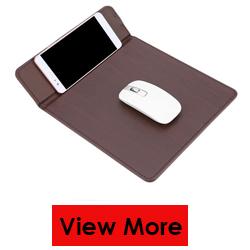 5 w מתכוונן אלחוטי מטען LED שולחן מנורת מגע חיישן USB שולחן משרד אור אלחוטי מטען