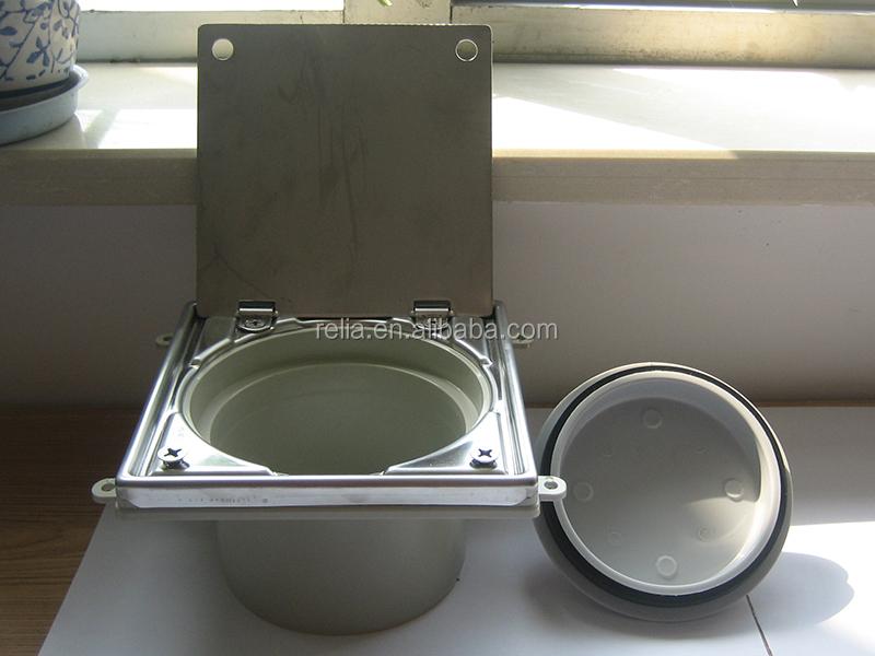 rvs 304 afvoerput deksel badkamer accessoires