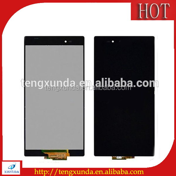 LCD with display digitizer For Sony Xperia Z Ultra XL39h C6802 C6806 C683 C6843 C6833 6.44 inches black