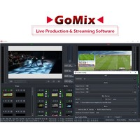 Free Lifetime Demo Testing 4 Channels Live Streaming Video Editing Production Switch Software