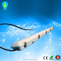 1.2m 40w LED Tri Proof light Fixture Rohs CE IP65 for outdoor lighting