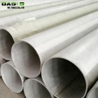 Welded and seamless stainless steel pipe ASTM standard 312 tp 316 316l