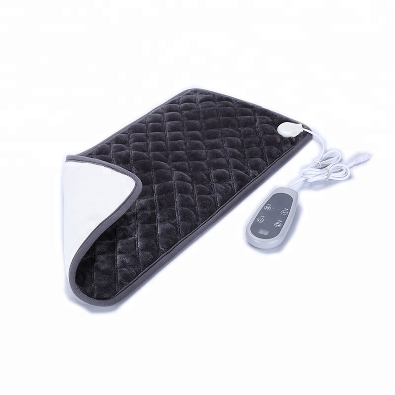 Washable 60*30 Customer Thermal Heating Far Infrared Carbon Fiber Far Infrared Mat Best Heating Pad Carbon