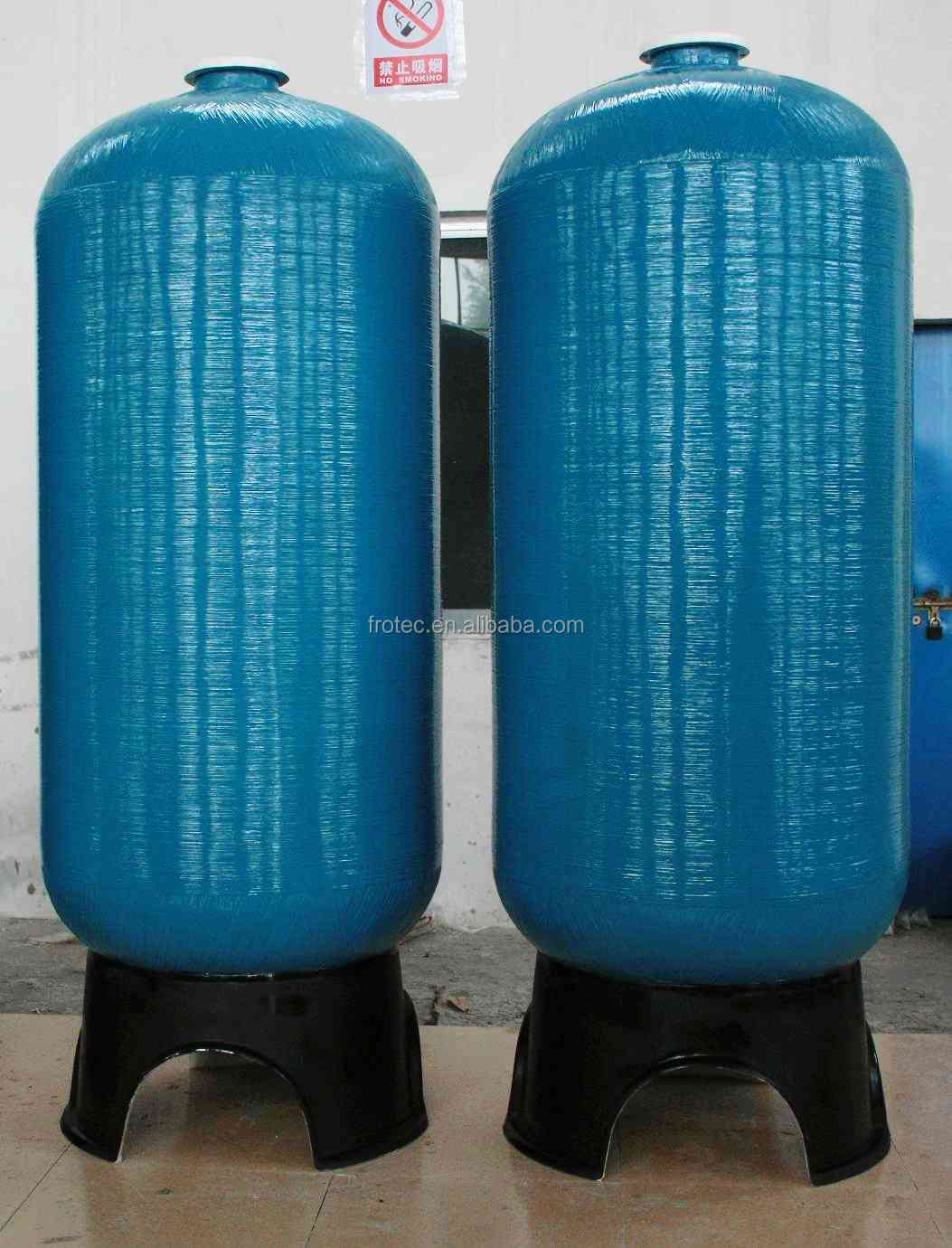 Active Carbon Water Filter Frp Tank/frp Plastic Water Tank For ...