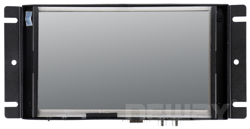 7 Inch 4 Wires Open Frame Lcd Monitor - Buy Open Frame Monitor,Open ...
