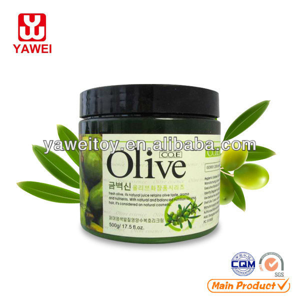 500ml olive oil collagen damaged hair treatment crystal hair treatment
