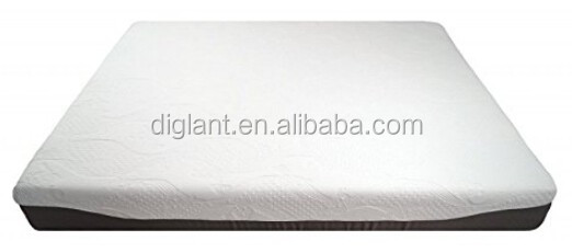 Diglant knitted compressed fabric popular JE-A862 U.S.A spring twin size queen size mattress