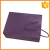 Direct factory custom printing one color paper shopping bag