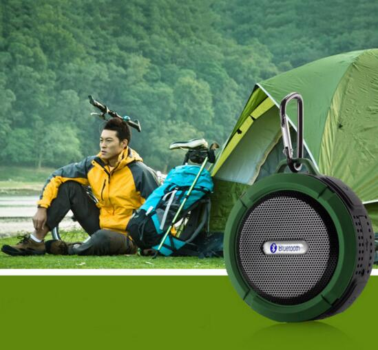 Manufacturer 2016 Trend Products Waterproof Bluetooth Speaker Professional Outdoor Bluetooth Speaker