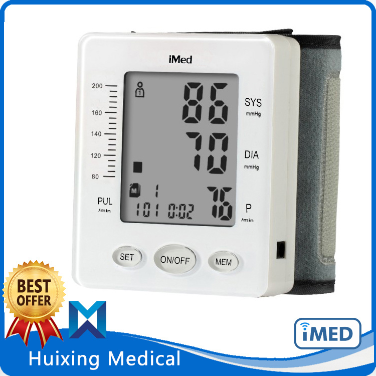 Fast Read Two People Testing Data Cheap Price High Accuracy A Blood Pressure Gauge