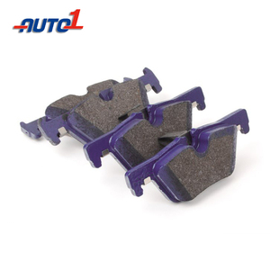 D1602-8816 certified long life Auto rear disc brake pads system for Ford truck F-150