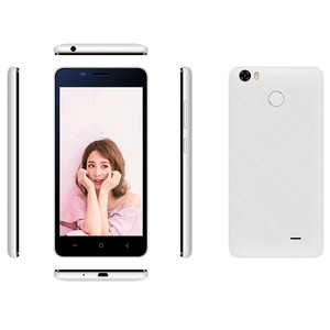 5 inch Android 7 0 Cheap China 4G smartphone with Fingerprint