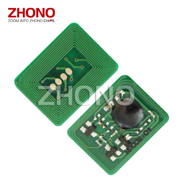 Laser reset toner chip for Ricoh C711