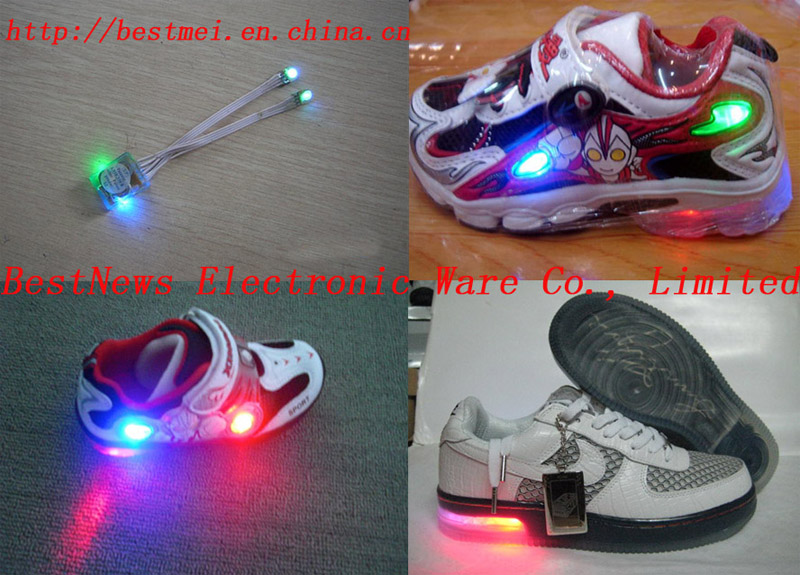 Shoes With Lights Led For Kids