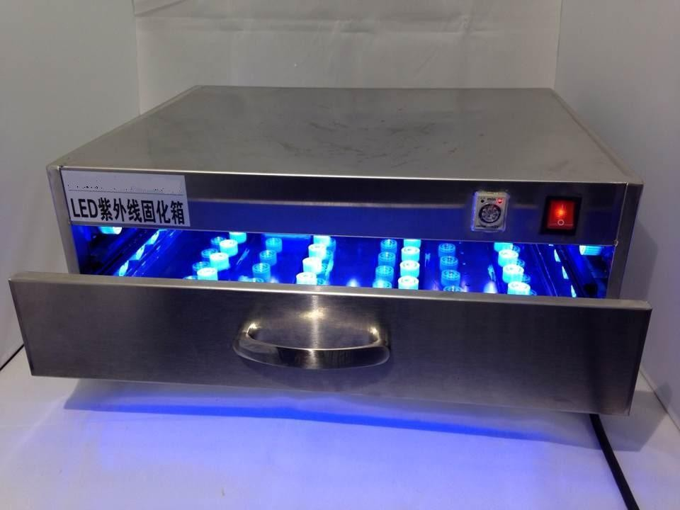 2018 Drawer Type Uv Curing Box Oven Machine With Led Lamp