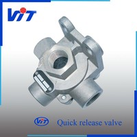 WABCO Truck air brake parts QUICK RELEASE VALVE