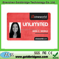 High quality new style office id card maker