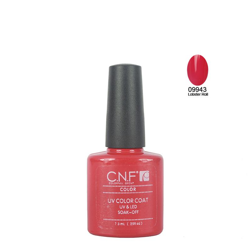 1PCS color 09943 CNF Nail Gel Polish Nail Color UV Gel Polish 7 3ml Color to