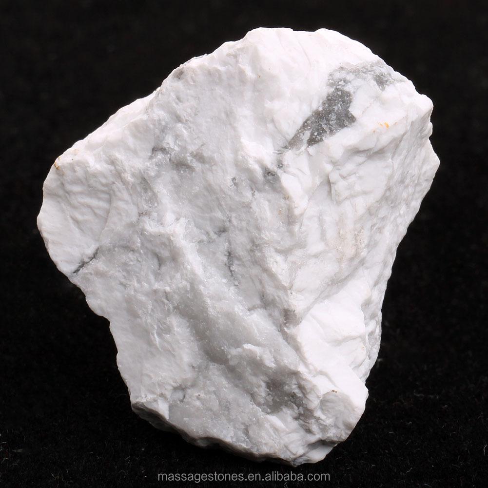 Rough Stone Natural Mineral Stone White Howlite Buy
