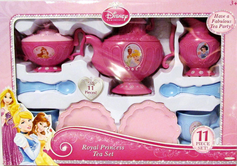 Disney Royal Princess 11 Piece Tea Set