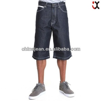 5a706fc86ca 2015 Raw Denim Short Hand Brush Shorts Urban Star Jeans Men Jxq485 ...