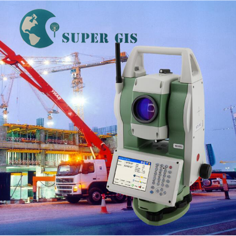 Best price 500m prismless WinCE FOIF RTS360 china made total station
